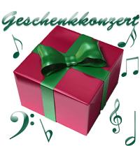 Geschenkkonzert